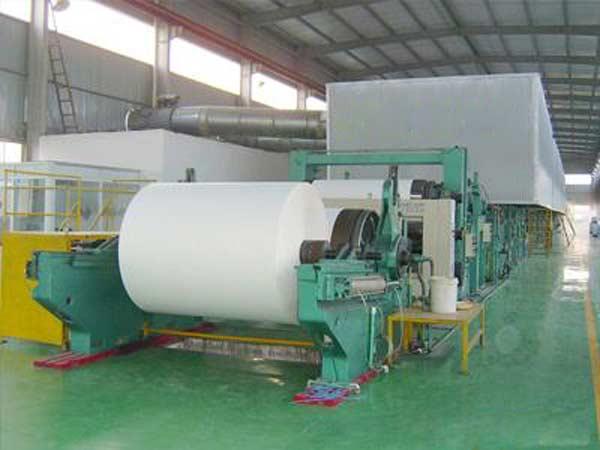 tissue paper machine price