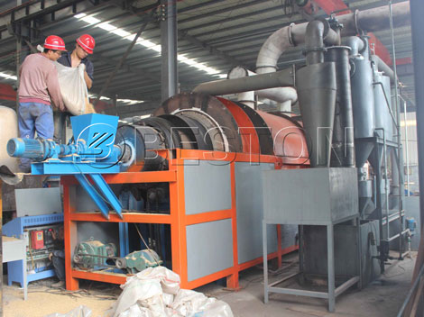 best carbonization equipment