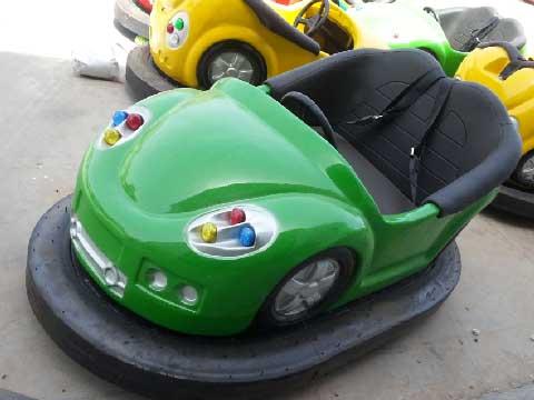 Gas Bumper Cars