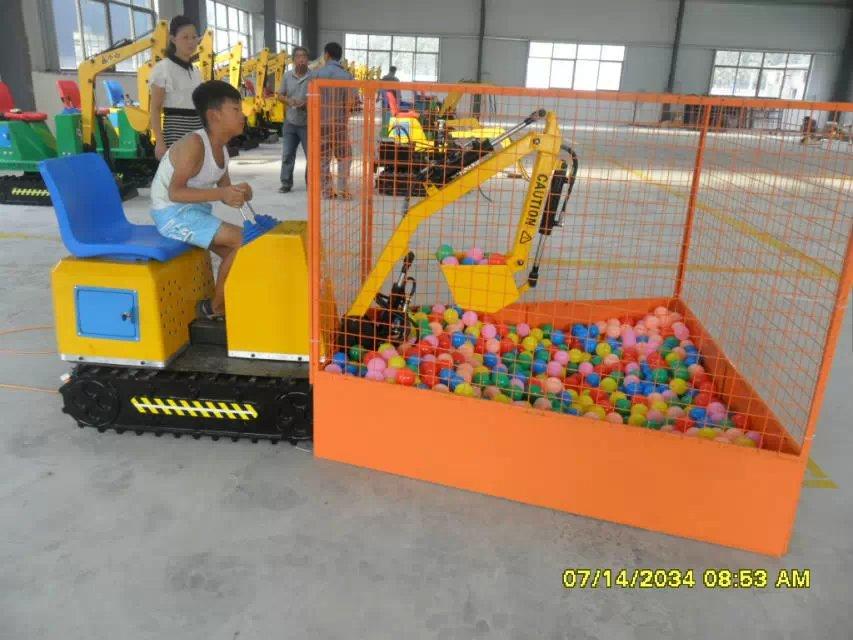 buy excavator rides for kids