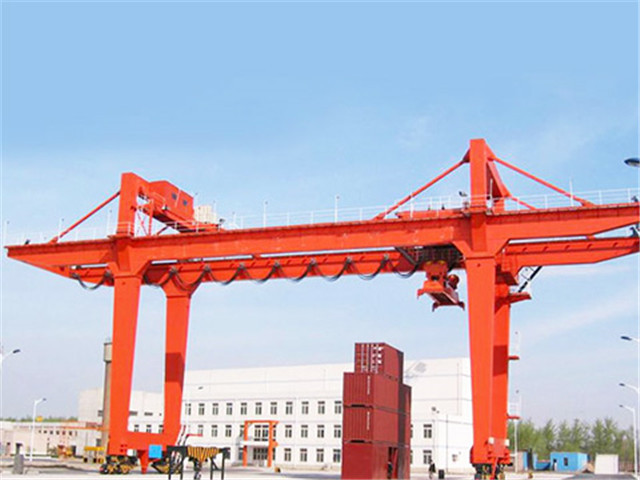Maintain Container Gantry Cranes for sale